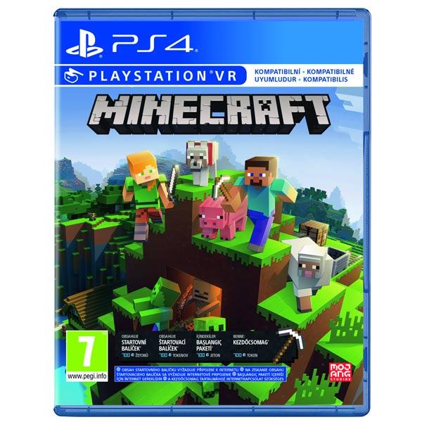 Minecraft (PlayStation 4 Starter Collection)