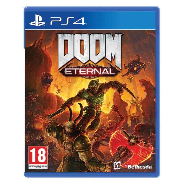 DOOM Eternal [PS4] - BAZÁR (použitý tovar)