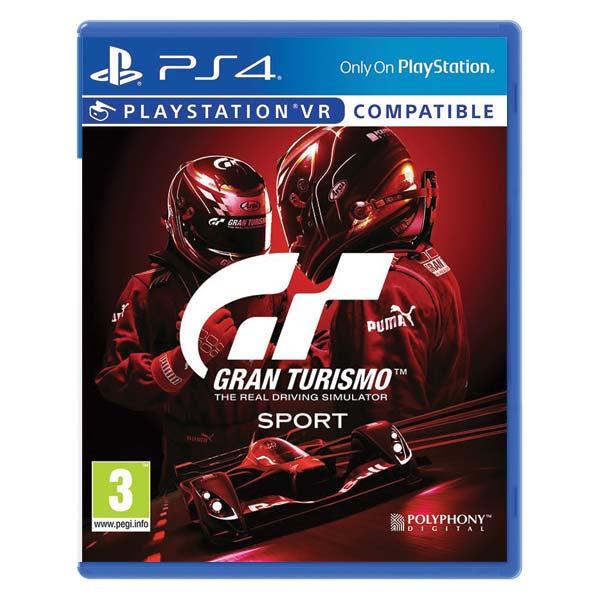 Gran Turismo Sport: Spec II CZ  [PS4] - BAZÁR (použitý tovar)