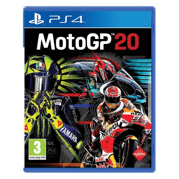 MotoGP 20 [PS4] - BAZÁR (použitý tovar)