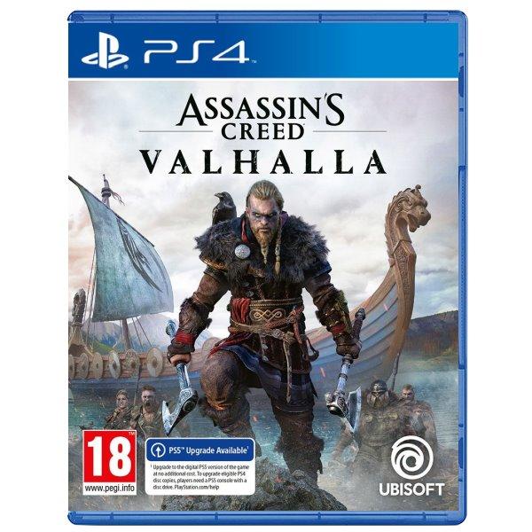 Assassin's Creed: Valhalla [PS4] - BAZÁR (použitý tovar)