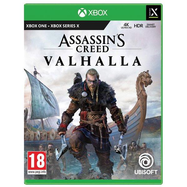 Assassin's Creed: Valhalla [XBOX ONE] - BAZÁR (použitý tovar)