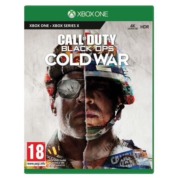 Call of Duty Black Ops: Cold War [XBOX ONE] - BAZÁR (použitý tovar)