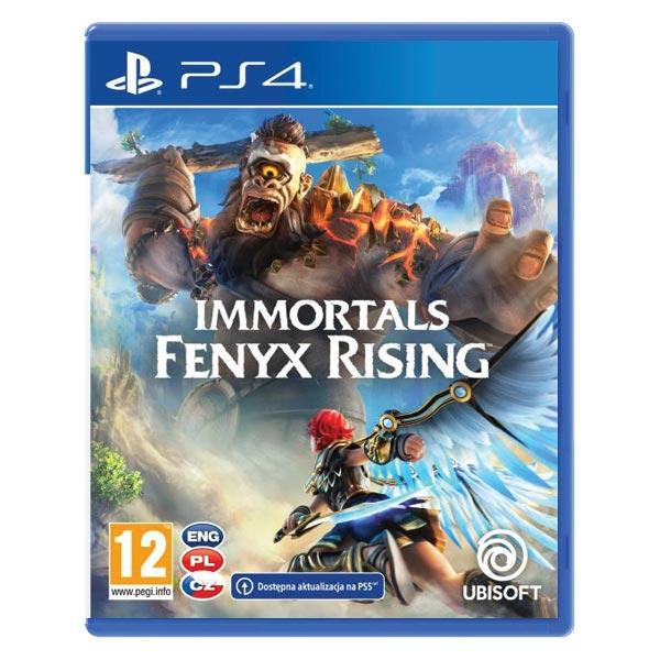 Immortals: Fenyx Rising CZ [PS4] - BAZÁR (použitý tovar)