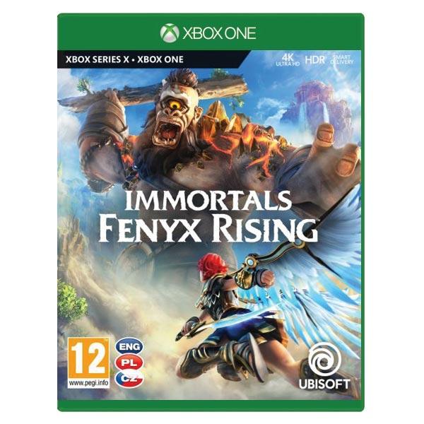 Immortals: Fenyx Rising CZ [XBOX ONE] - BAZÁR (použitý tovar)