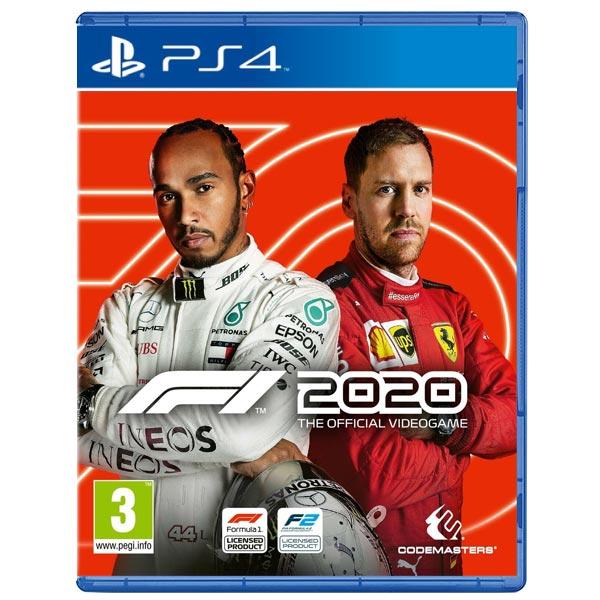 F1 2020: The Official Videogame [PS4] - BAZÁR (použitý tovar)