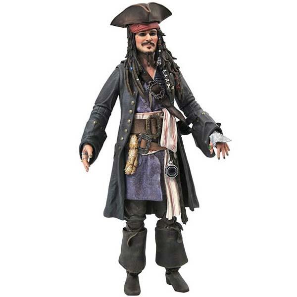 Figúrka Jack Sparrow Pirates of the Caribbean