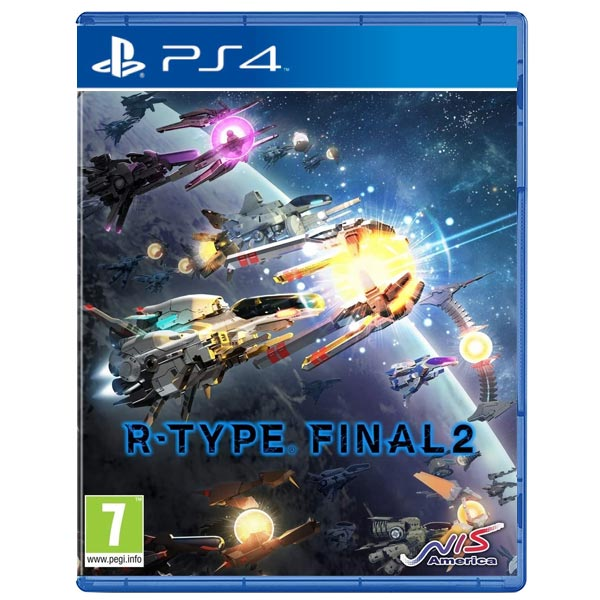 R-Type Final 2 (Inaugural Flight Edition)