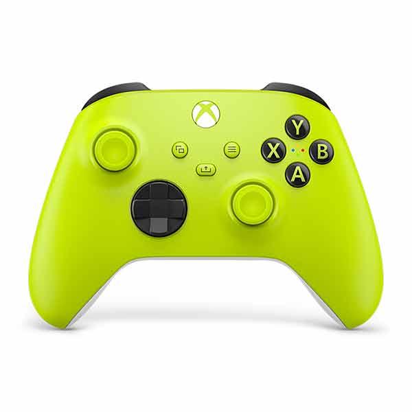 Microsoft Xbox Wireless Controller, electric volt QAU-00022