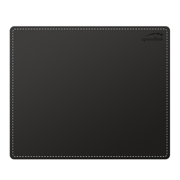 Speedlink Notary Soft Touch Mousepad, black