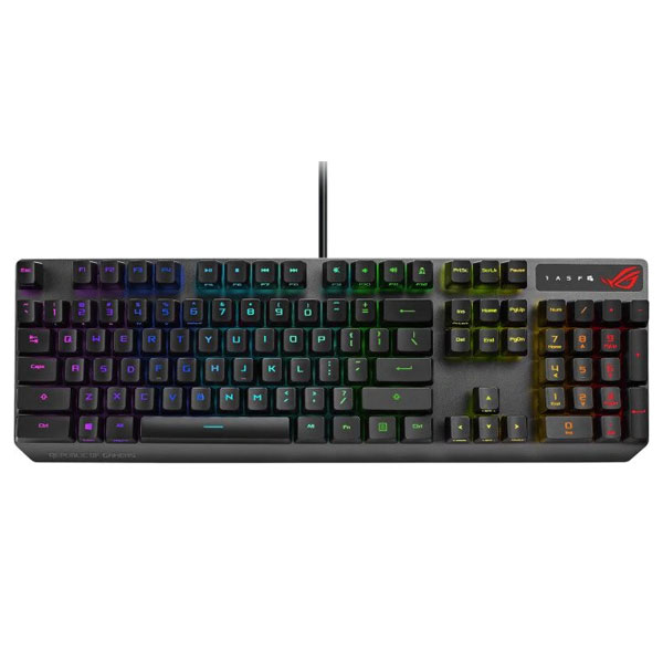 Herná klávesnica ASUS ROG Strix Scope RX US 90MP0240-BKUA00