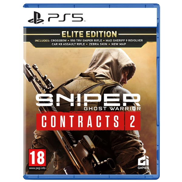 Sniper Ghost Warrior: Contracts 2 (Elite Edition) CZ PS5