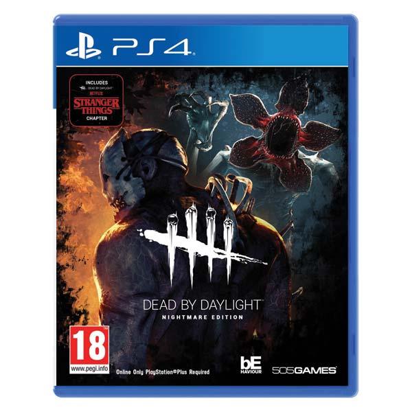 Dead by Daylight (Nightmare Edition) [PS4] - BAZÁR (použitý tovar)