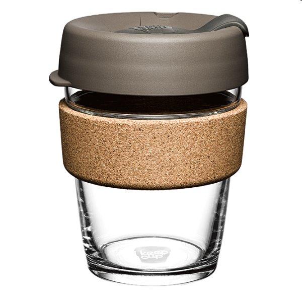 Hrnček KeepCup Brew Cork Latte M, 340 ml