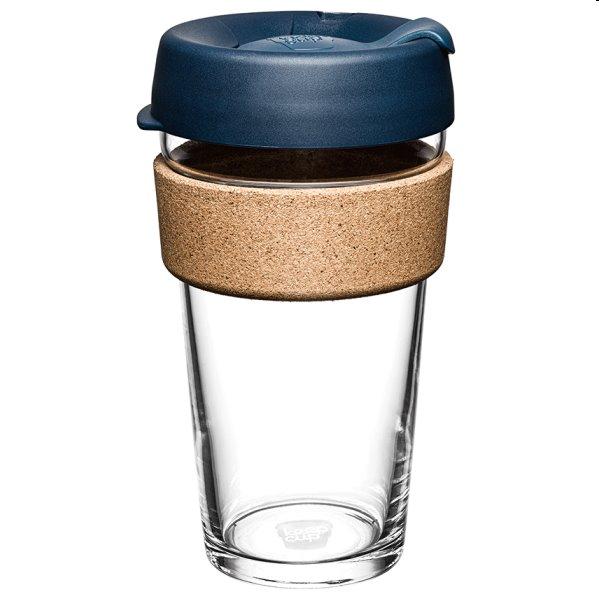 Hrnček KeepCup Brew Cork Spruce L, 454 ml