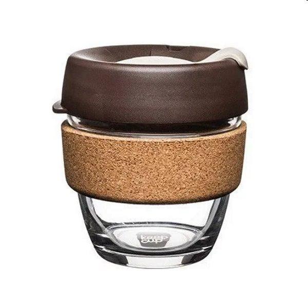 Hrnček KeepCup Brew Cork Almond S, 227 ml