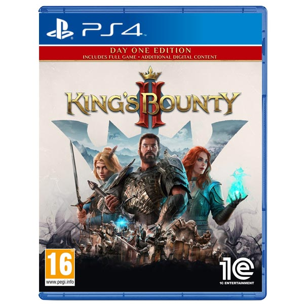 King's Bounty 2 CZ (Day One Edition)