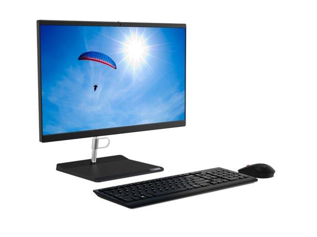 "LENOVO V30a-22IML AIO i5-10210U 8GB 256GB-SSD 21.5"" FHD IntelUHD DVD Win10PRO 1y Black 11FV004PCK"