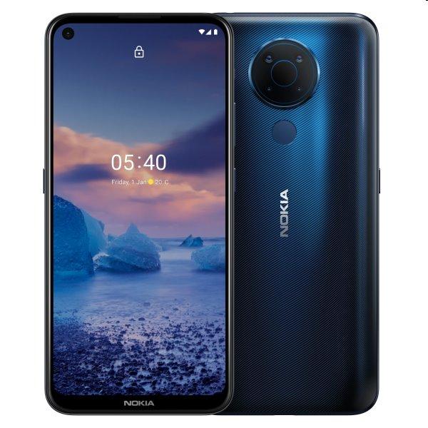 Nokia 5.4 4GB/64GB Dual SIM, blue
