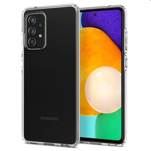 Puzdro Spigen Liquid Crystal pre Samsung Galaxy A52 - A525F / A52s 5G, transparentné ACS02316