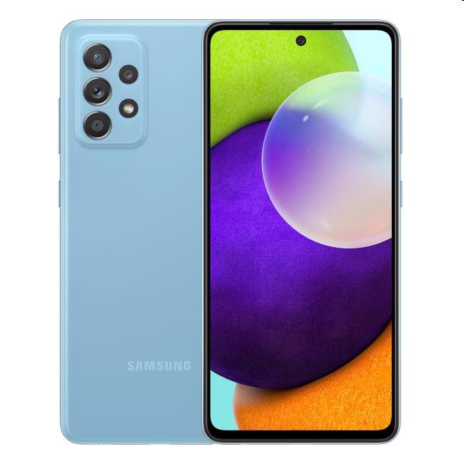 Samsung Galaxy A52 - A525F, 6/128GB   Blue - nový tovar, neotvorené balenie