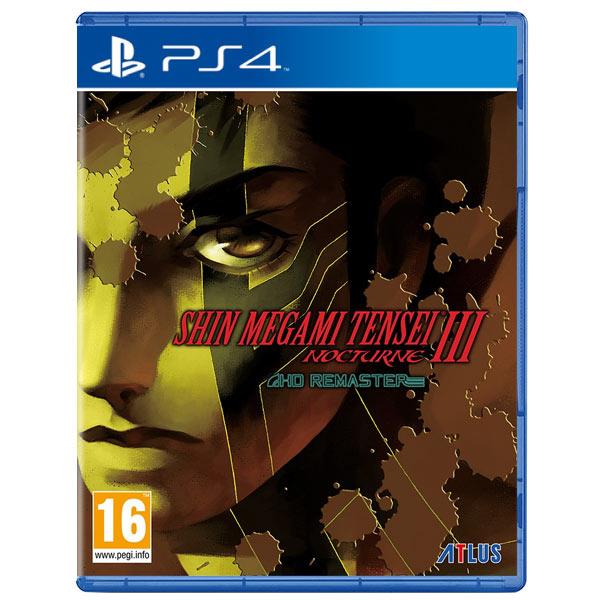 Shin Megami Tensei 3: Nocturne (HD Remaster)