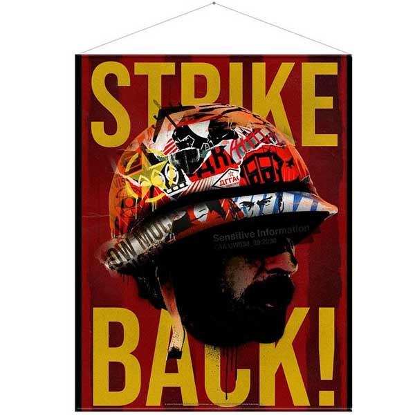 Vlajka Strike Back (Call of Duty: Black Ops Cold War)