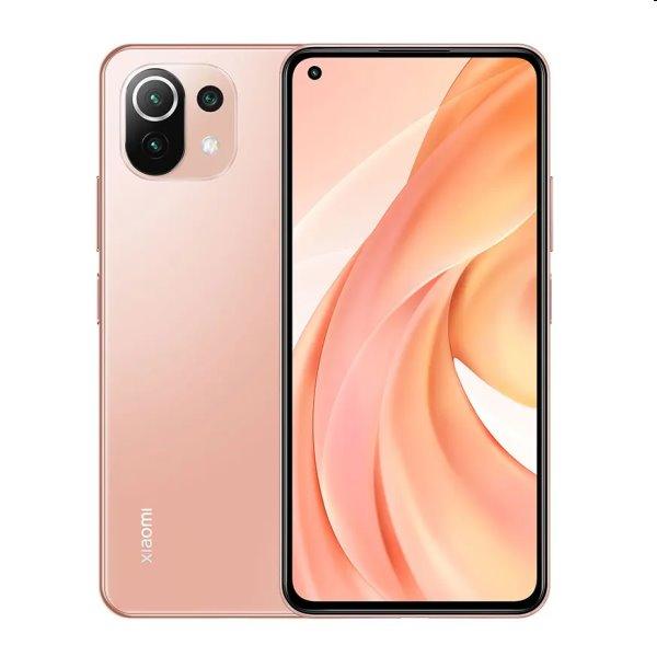 Xiaomi Mi 11 Lite, 6/128GB, peach pink