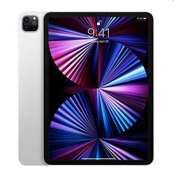 "Apple iPad Pro 11"" (2021) Wi-Fi + Cellular 128GB, silver MHW63FD/A"
