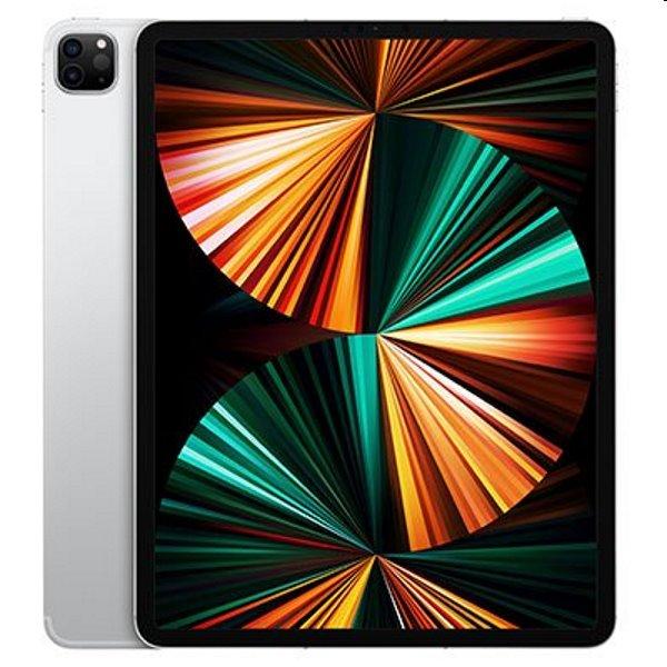 "Apple iPad Pro 12.9"" (2021) Wi-Fi + Cellular 128GB, silver MHR43FD/A"