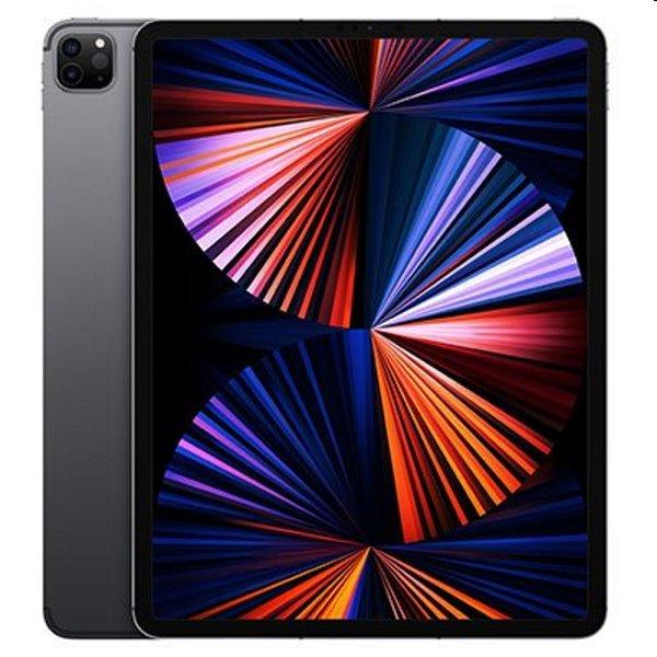 "Apple iPad Pro 12.9"" (2021) Wi-Fi + Cellular 256GB, space grey MHR63FD/A"
