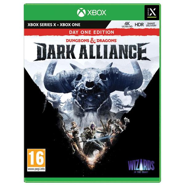 Dungeons & Dragons: Dark Alliance (Day One Edition)