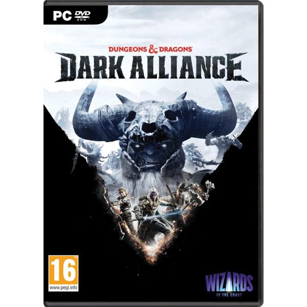 Dungeons & Dragons: Dark Alliance (Steelbook Edition) PC