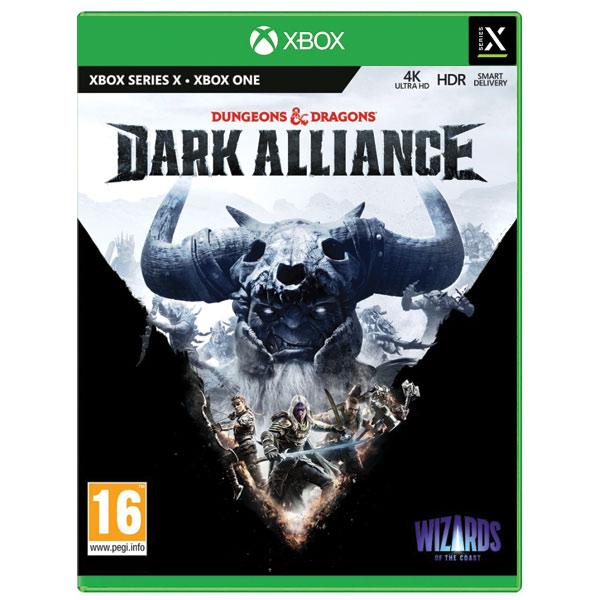Dungeons & Dragons: Dark Alliance (Steelbook Edition)