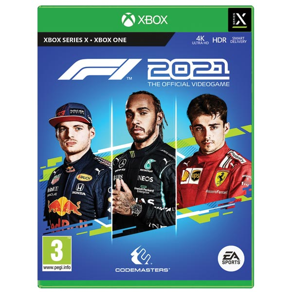 F1 2021: The Official Videogame XBOX X|S