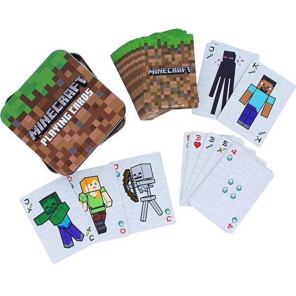 Hracie Karty Minecraft (Minecraft)