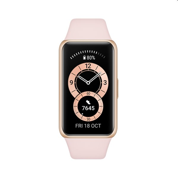 Huawei Band 6, sakura pink