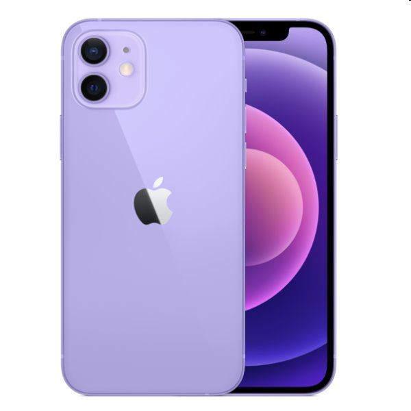 iPhone 12 64GB, purple MJNM3CN/A