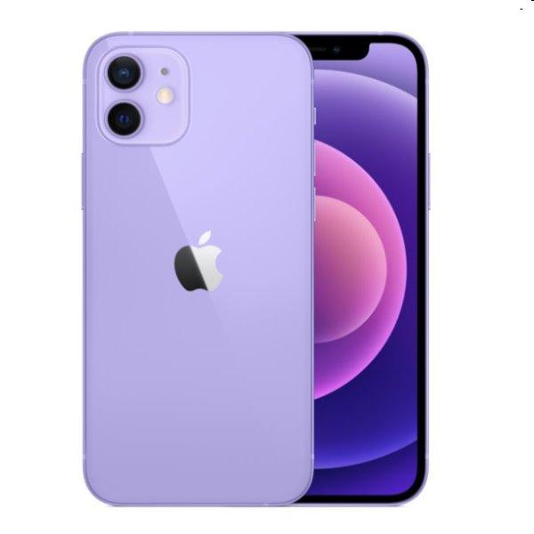 iPhone 12 mini 64GB, purple MJQF3CN/A