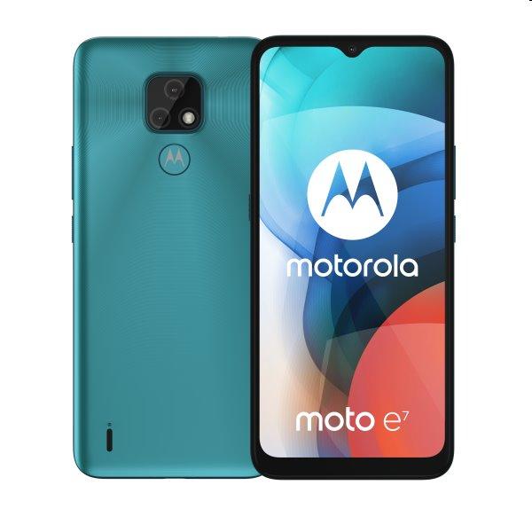 Motorola Moto E7, 2/32GB, aqua blue PALW0007PL