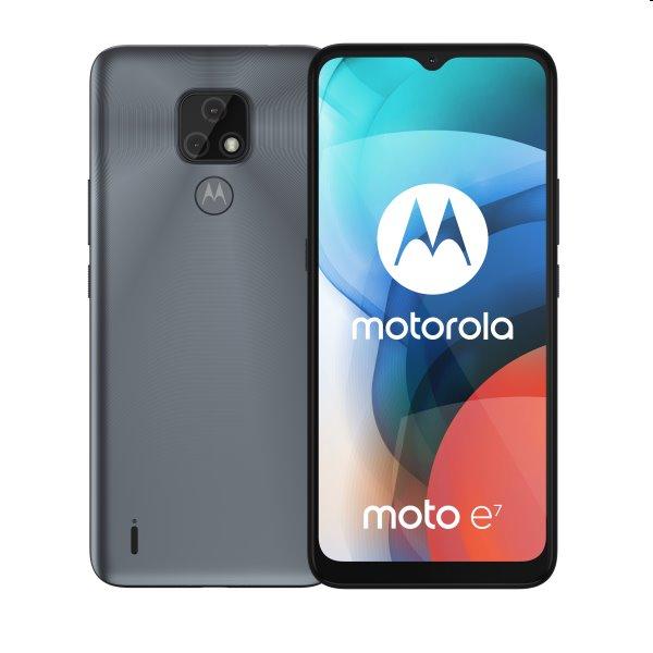 Motorola Moto E7, 2/32GB, mineral grey PALW0001PL
