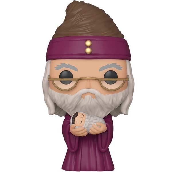 POP! Albus Dumbledore with Baby Harry (Harry Potter) POP-0115