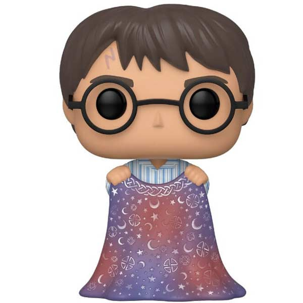 POP! Harry with Invisibility Cloak (Harry Potter) POP-0112