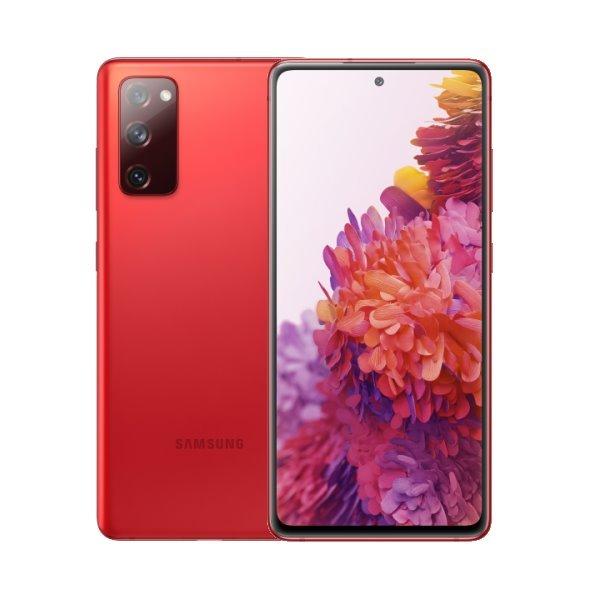 Samsung Galaxy S20 FE - G780G, 6/128GB, cloud red SM-G780GGZRDEUE