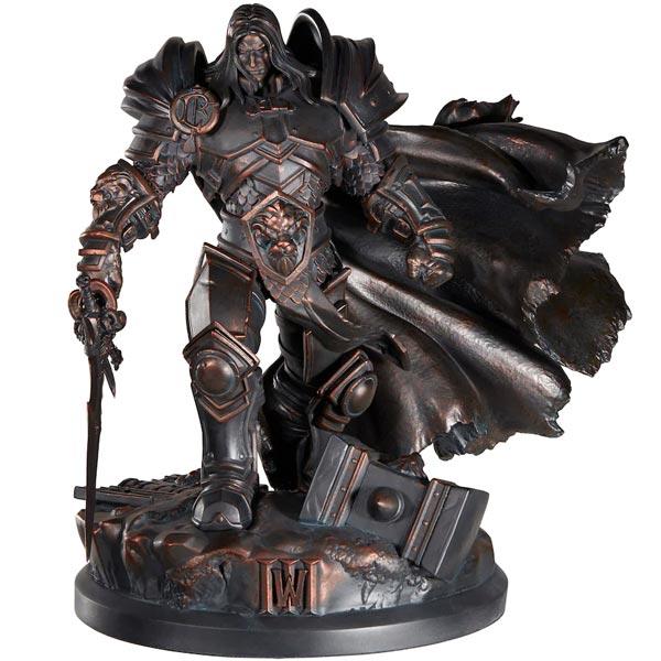Socha Prince Arthas Commemorative (Warcraft 3)