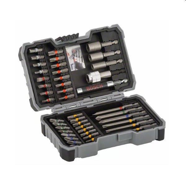 Bosch 43 dielna sada štandardných skrutkovacích bitov 2607017164
