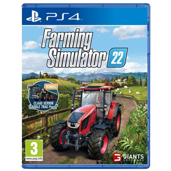 Farming Simulator 22 CZ