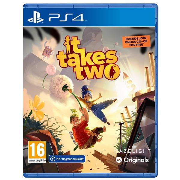 It Takes Two [PS4] - BAZÁR (použitý tovar)