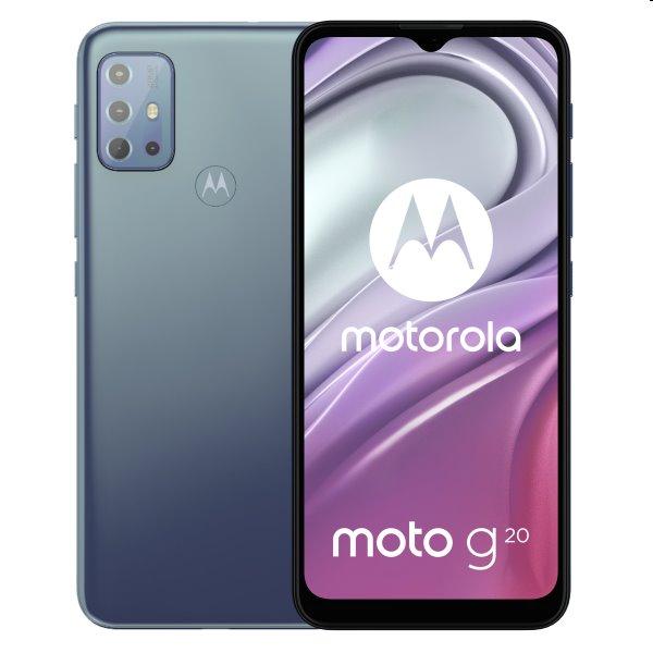 Motorola Moto G20, 4/64GB, breeze blue
