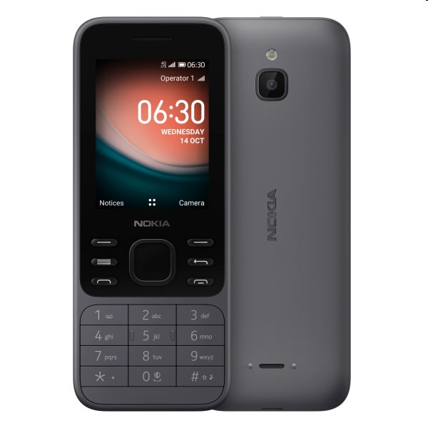 Nokia 6300 Dual Sim